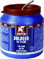 Griffon draadsoldeer 50/50, 3mm , 500 gram