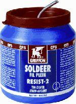 Griffon Resist-2 zilversoldeer 500 gram pot