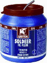 Griffon Resist-3 kopersoldeer, 500 gram pot