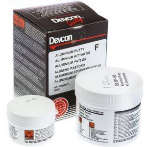 DEVCON F  (10611 / 10610) aluminium kneedbare epoxyhars - 500 gram
