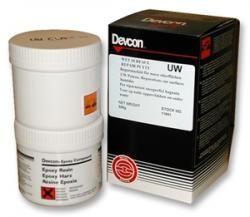 DEVCON UW  (11801) epoxy pasta voor reparaties onder water - 500 gram