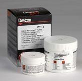 DEVCON WR2 - (11411) slijtvaste keramische epoxypasta - 500 gram