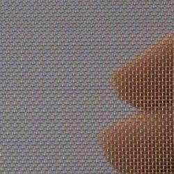 Proefstrip (staal) (RVS) gaas mesh 30 (500 micron)  - ongeveer 10 x 25 cm