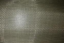 RVS gaas roestvrij geweven strip - 10 cm x 25 cm