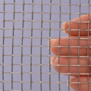Woven galvanic wire cloth mesh 10 - 1x1 meter