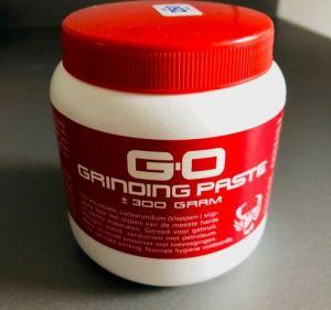 G.O grinding - Slijppasta grof - K36 - blik 300 gram