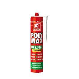 Griffon Poly Maxi Fix & Seal Express wit 425 gram koker