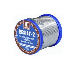 Griffon resist-2 zilversoldeer, 500 gram rond
