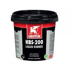 Griffon HBS-200 vloeibaar rubber, 1 liter