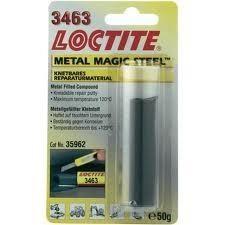 Loctite 3463, Metal Magic steel stick, 50 gram