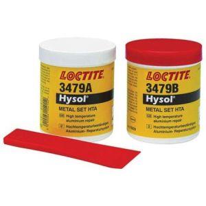 Loctite 3479 kneedbaar aluminium bestand tegen hoge temperatuur (190ºC) - 2x250gr