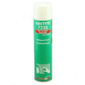 Loctite 7235, Brake Clean, 600ml. aerosol.
