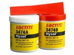 Loctite 3474, kneedbaar staal ,hoge slijtvastheid,2x250gr