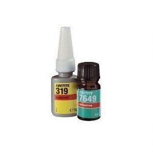 Loctite 319  Glas/Metaal lijm 319/7649 - 5 en 4 ml kit
