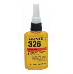 Loctite 326 structural adhesive, 50ml, flacon