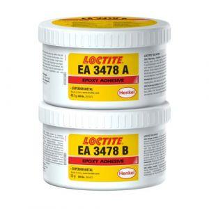 Loctite 3478 - Superior Metal hoge druksterkte - 454 gram