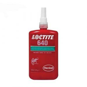 Loctite 640 langzaam uithardende cilindrische borging - 250ml flacon