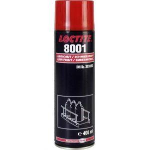 Loctite 8001 indringend smeermiddel voeding geschikt - 400ml aerosol.