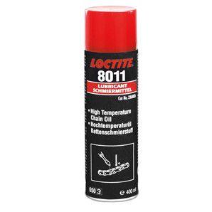Loctite 8011, Hoge temperatuur olie, 400ml, aerosol.