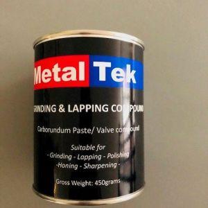 Metal Tek korrel 100 slijppasta & polijstpasta Grof - blik 450 gram