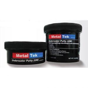 Metal Tek UW onder water reparatie epoxy - 454 gram