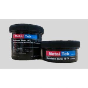 Metal Tek ST roestvrijstaal reparatie pasta - 454 gram