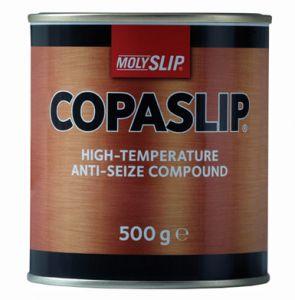 Copaslip Molyslip - hittebestendige schroefdraadpasta - Blik 500 gram