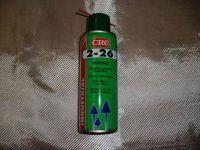 CRC 2-26 Kruipolie spuitbus 250 ml