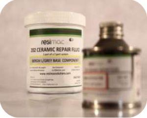 Resimac 202 Keramische slijtvaste vloeibare coating - 1kg