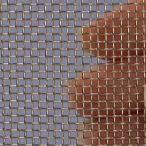 Geweven Roestvrijstaal (RVS) gaas mesh 12 (1600 micron) - 1x1 meter