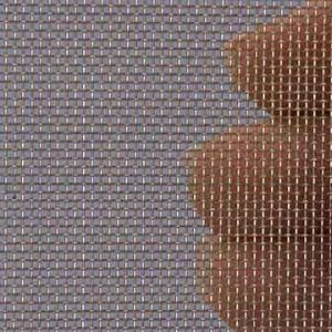 Geweven Roestvrijstaal (RVS) gaas mesh 25 (500 micron)  - 1x1 meter