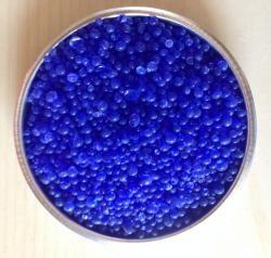 Silica gel blauw korrels - blik 800 gram