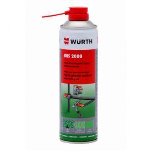 Wurth HHS 2000 Extreem hogedrukbestendig synthetisch, 500 ml