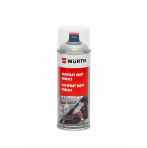 Wurth ALUSPRAY MAT PERFECT , 400 ML